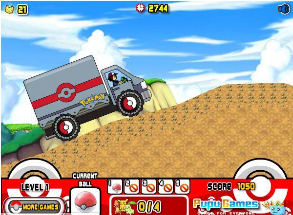 choi game lái xe vượt địa hình