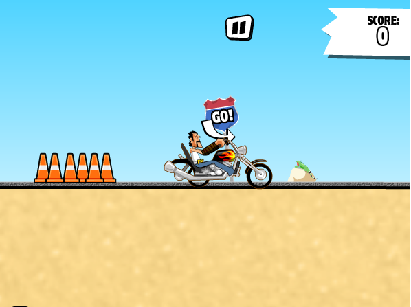 game mô tô địa hình sa mạc