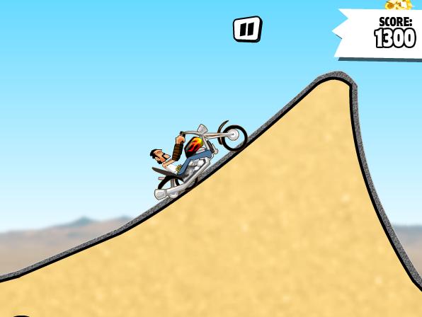 chơi game mô tô địa hình sa mạc