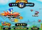 Game Sonic phiêu lưu bầu trời