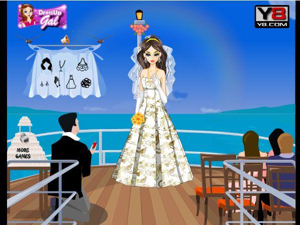 game váy cưới đẹp lộng lẫy