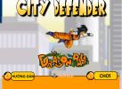 Game Goku bảo vệ trái đất