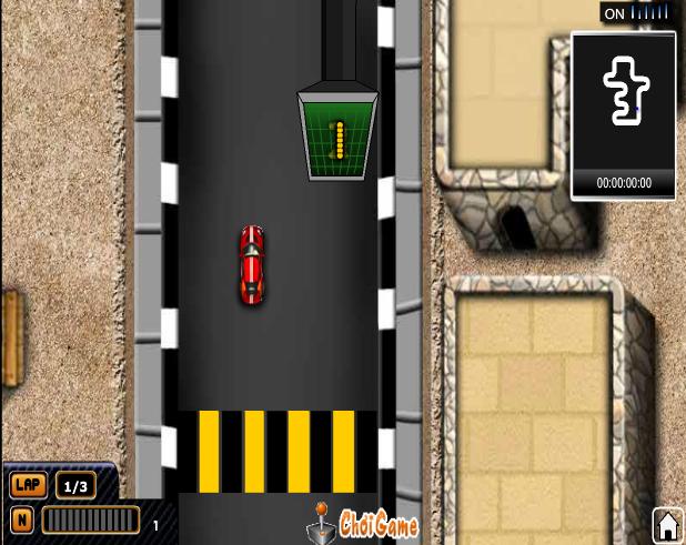 game đường đua khốc liệt