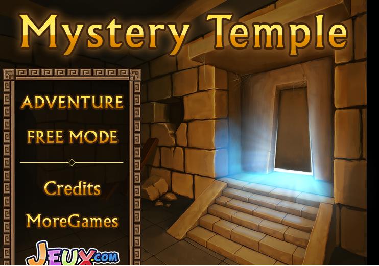 ngôi đền bí ẩn