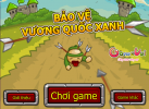Game Bảo vệ vương quốc xanh