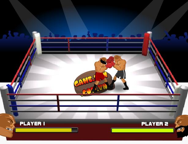 game boxing huyền thoại