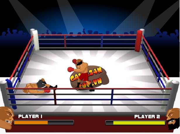 chơi game boxing huyền thoại