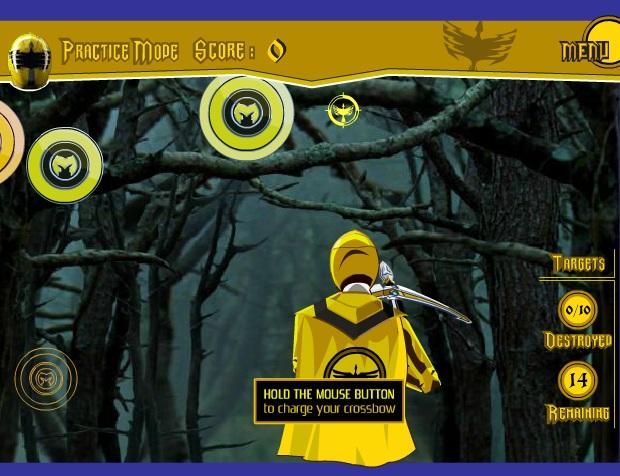 game thử thách siêu nhân