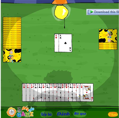 chơi game tú lơ khơ