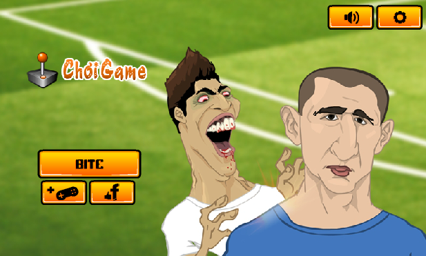 World cup zombie
