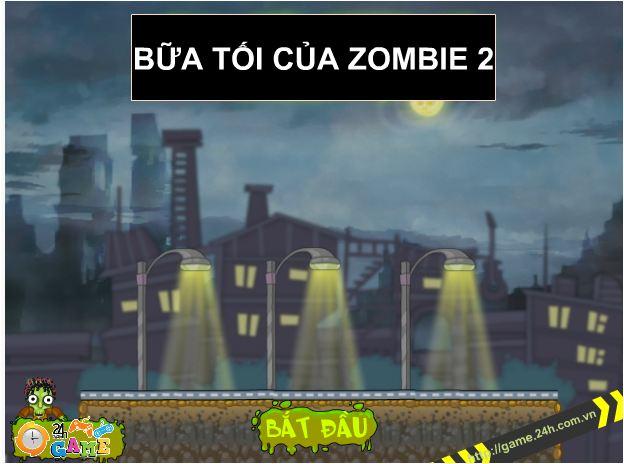 bữa tối của zombie 2