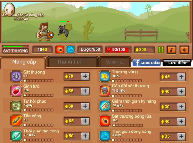 game hiệp sĩ click
