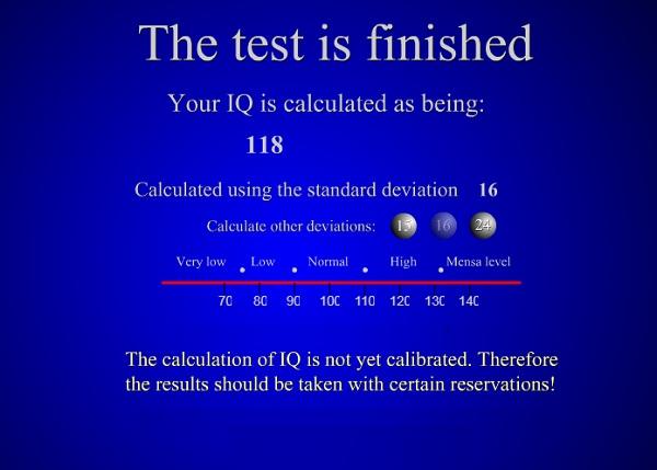chơi game kiểm tra IQ 2