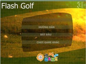 Game Tập chơi golf