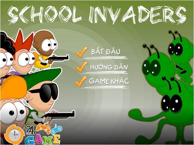 bảo vệ lớp học