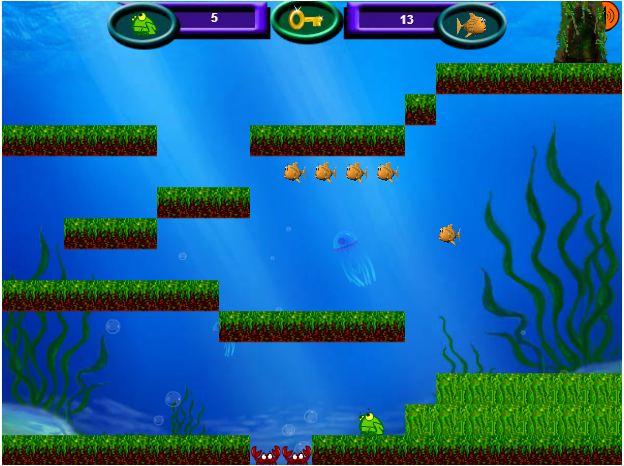 chơi game ếch cốm phiêu lưu ký