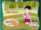 Game Học làm chả cá Mexico