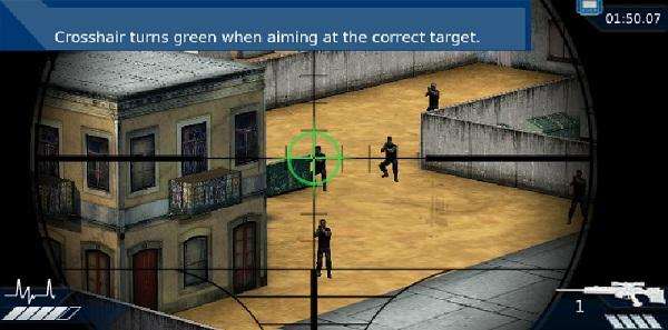 chơi game bắn súng 3D