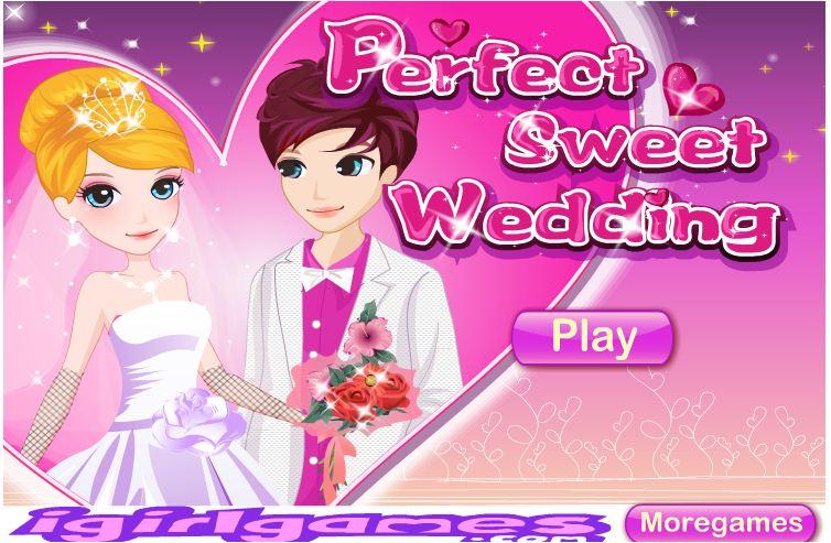 đám cưới ngọt ngào