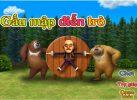 Game Gấu mập diễn trò