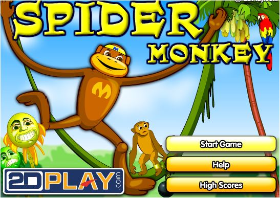 khỉ nhện