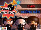 Game Pucca chuyền bom