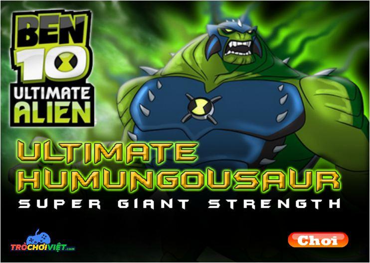 sức mạnh của Ben 10