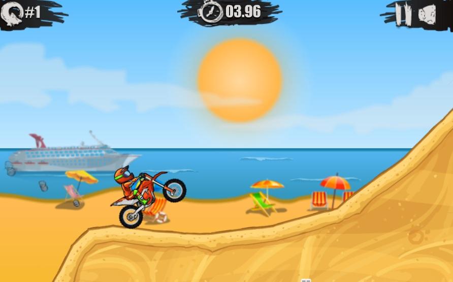 game đua mô tô X3m