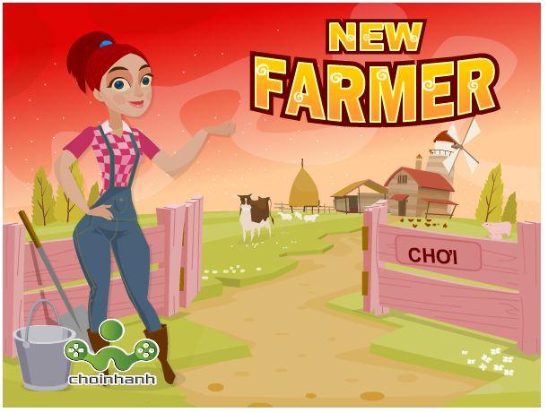 tập làm nông