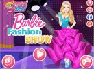 Game Barbie Fashion Show