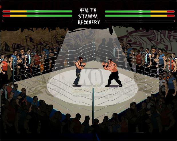 game boxing xã hội đen