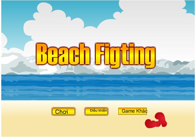 đấm bốc bãi biển
