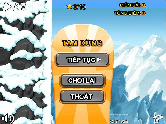 game siêu sao trượt tuyết 3