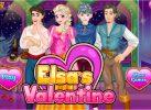 Game Valentine của Elsa