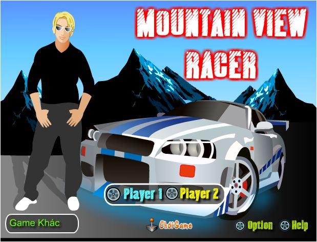 game chặng đua quanh núi