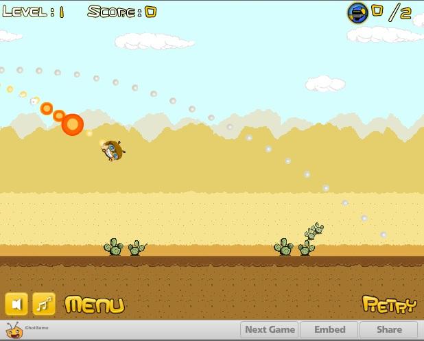 game giải cứu ong con
