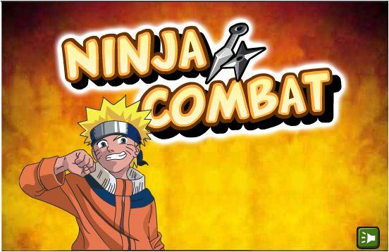 chơi game Naruto nhảy dù đột kích