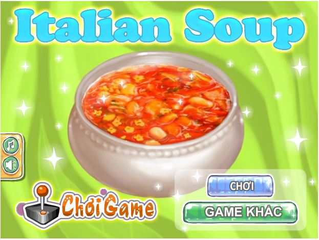 chơi game súp Ý