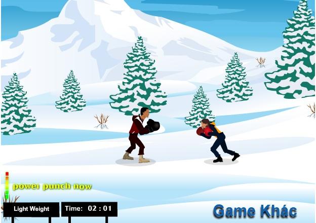 Boxing mùa đông