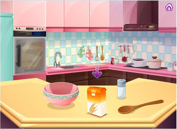 game làm bánh cưới