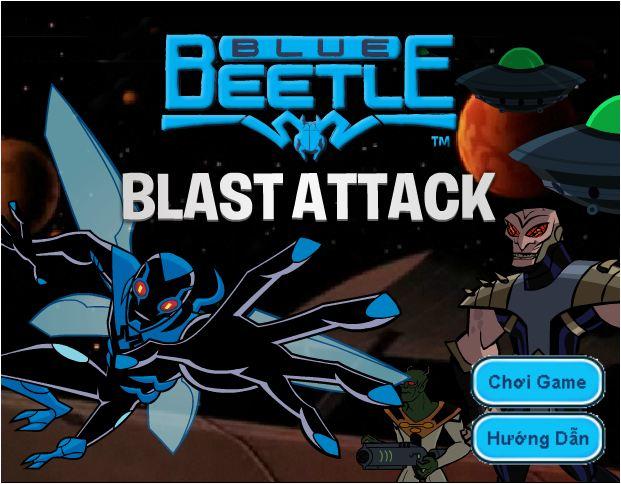 chơi game người bọ tấn công