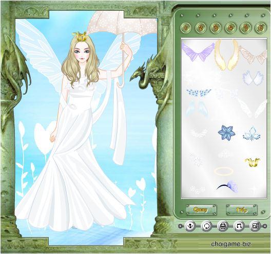game thiên thần tuyết
