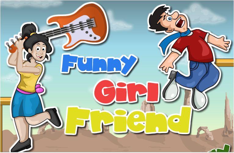 chơi game bạn gái vui nhộn