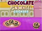Game Bánh socola chong chóng