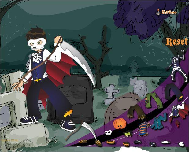 Ben 10 thời trang hallowen