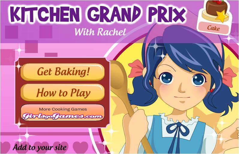 chơi game cuộc thi làm bánh