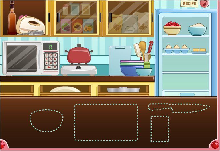game cuộc thi làm bánh