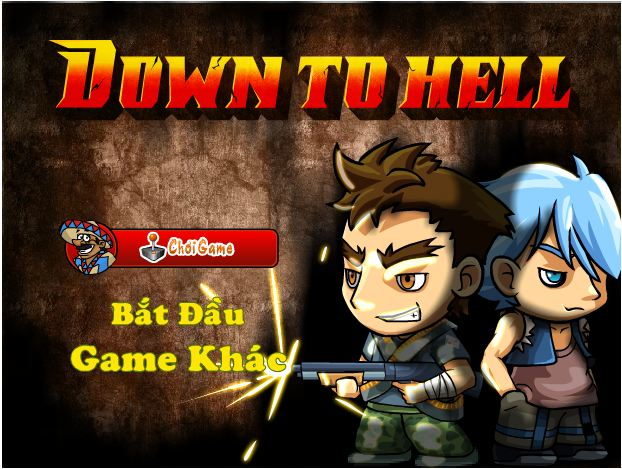 chơi game thám hiểm địa ngục