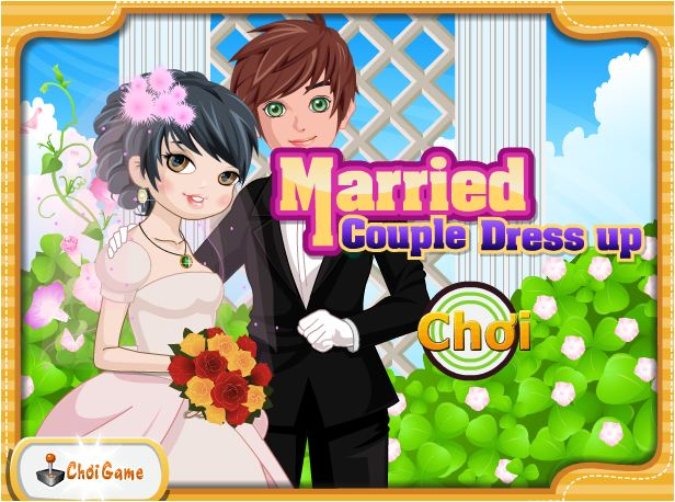 chơi game cặp đôi thời trang