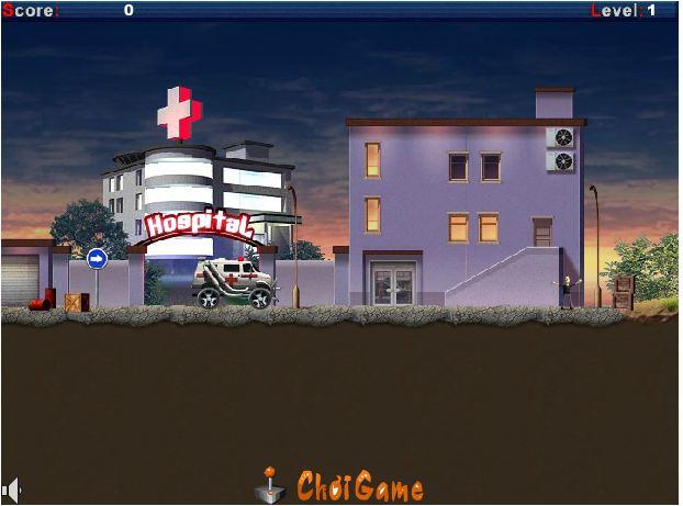 xe cứu thương tốc hành